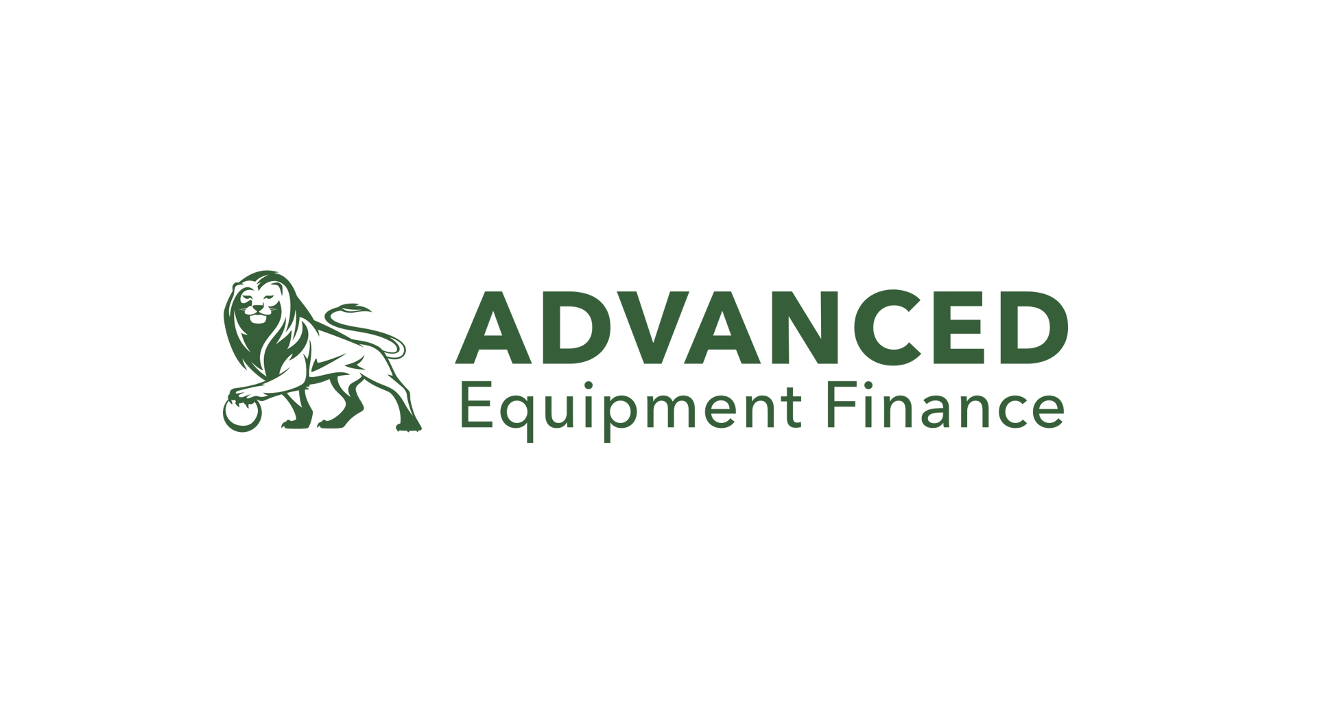 Advanced Equipment Finance Logo Development