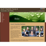 South Charlotte Dentistry Website Design, SEO & Social Media Management